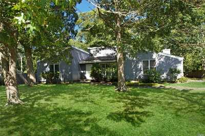 E. Quogue Single Family Home For Sale: 21 Landing Ln