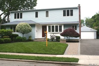 East Meadow Single Family Home For Sale: 415 Spruce Ln