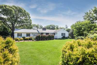 E. Setauket Single Family Home For Sale: 39 Maple Rd