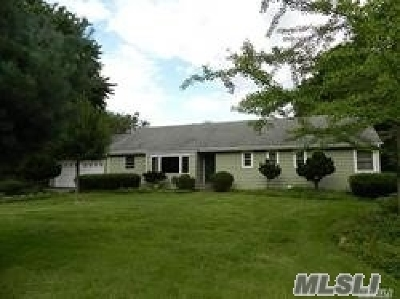 Setauket Single Family Home For Sale: 37 Maple Rd