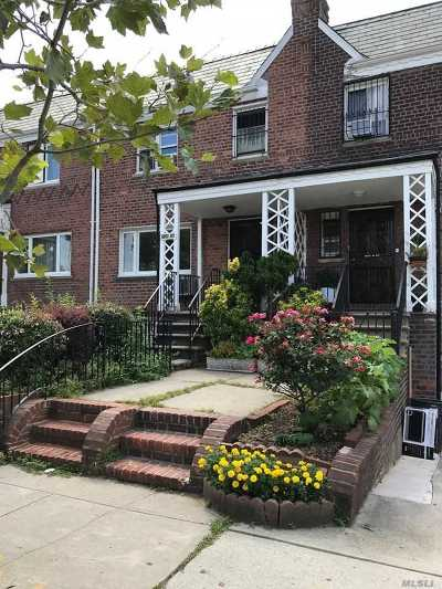Forest Hills Single Family Home For Sale: 108-56 66th Ave