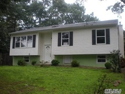 Medford Single Family Home For Sale: 91 Smith Ln
