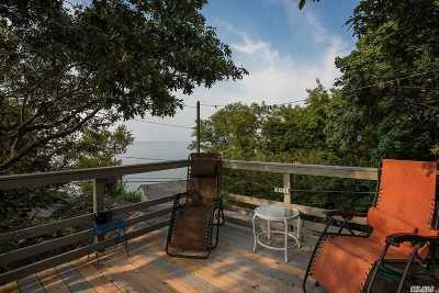 Baiting Hollow Single Family Home For Sale: 31 Beach Hill Rd