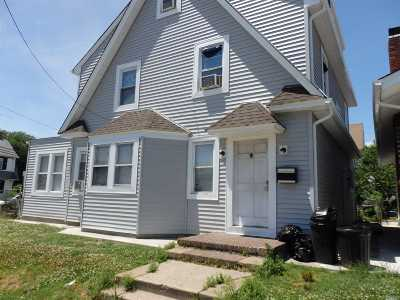 Hempstead Multi Family Home For Sale: 497 Fulton Ave