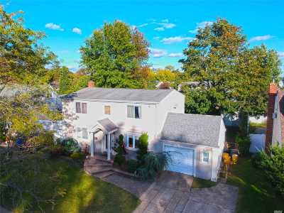 Bethpage Single Family Home For Sale: 16 Marlon Ave