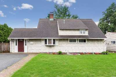 Hicksville Single Family Home For Sale: 36 Winter Ln
