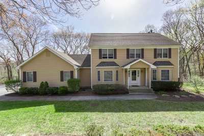 Rocky Point Single Family Home For Sale: 14 Oak Hills Dr