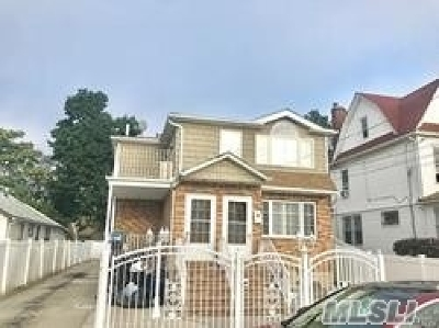 Jamaica Multi Family Home For Sale: 117-80 142 St