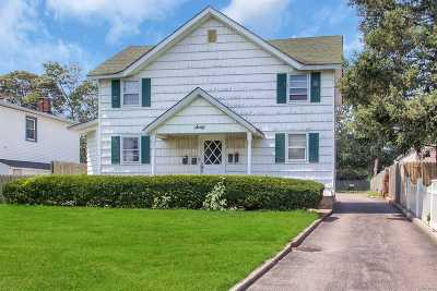 Patchogue Multi Family Home For Sale: 60 Bay Ave