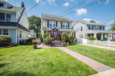 Lynbrook Single Family Home For Sale: 358 Scranton Avenue