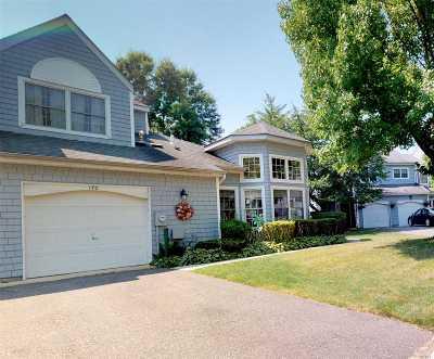 Kings Park Condo/Townhouse For Sale: 170 Lakebridge Dr