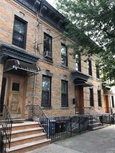 Ridgewood Multi Family Home For Sale: 60-10 Putnam Ave