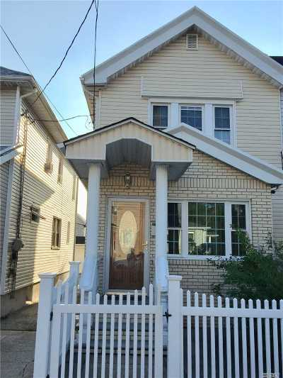 Ozone Park Single Family Home For Sale: 107-59 105 St