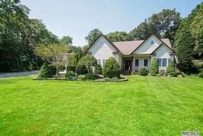 Jamesport Single Family Home For Sale: 49 Lagoon Ct