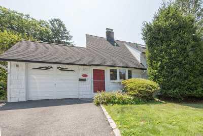 Westbury Single Family Home For Sale: 106 Friends Ln