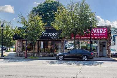 Massapequa Commercial For Sale: 522-524 Broadway