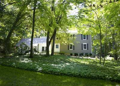 Setauket Single Family Home For Sale: 22 Buckingham Meado Rd