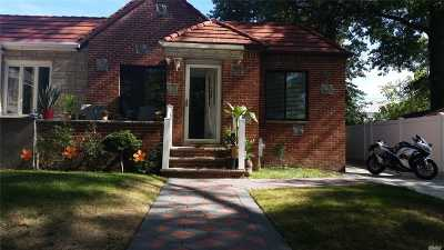 Bayside Single Family Home For Sale: 50-43 Francis Lewis Blvd