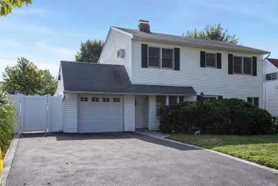 Levittown Single Family Home For Sale: 15 Echo Ln