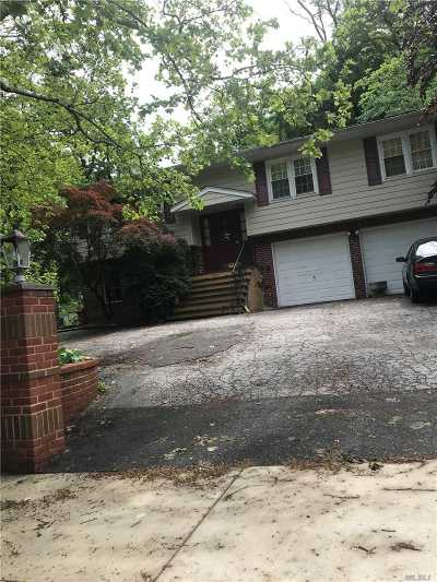 Huntington Rental For Rent: 36 Oakwood Rd #1st Fl