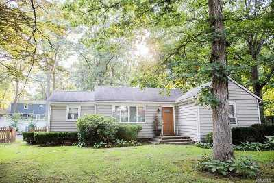 Miller Place Single Family Home For Sale: 34 Oakland Ave