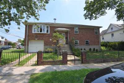 Whitestone Single Family Home For Sale: 12-03 148 St