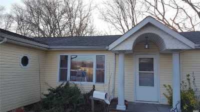 Sayville Single Family Home For Sale: 278 Wyandanch Rd