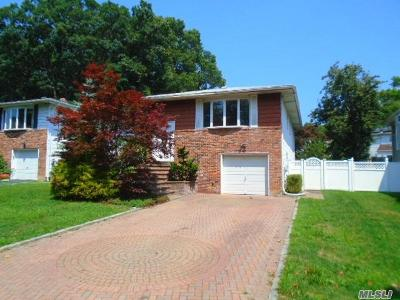 Dix Hills Single Family Home For Sale: 135 Truxton Rd