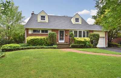 Syosset Single Family Home For Sale: 60 Underhill Ave