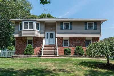 Sayville Single Family Home For Sale: 83 Carrie Ave