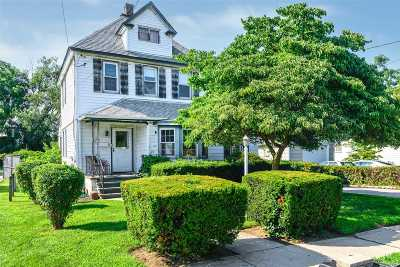 Valley Stream Multi Family Home For Sale: 29 5th St