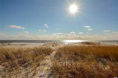 Westhampton Single Family Home For Sale: 631 Dune Rd