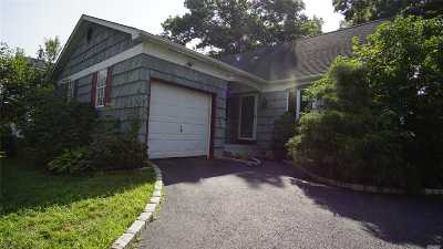 Smithtown Single Family Home For Sale: 32a Brilner Dr