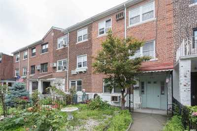 Jackson Heights Multi Family Home For Sale: 19-61 80th St