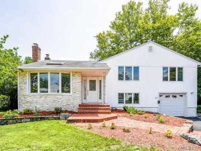 Syosset Single Family Home For Sale: 23 Eaton Rd