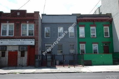 Brooklyn Multi Family Home For Sale: 134 Newport St