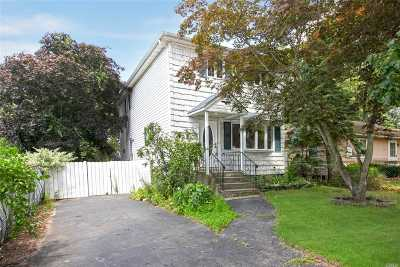 Patchogue Single Family Home For Sale: 63 E Engelke St