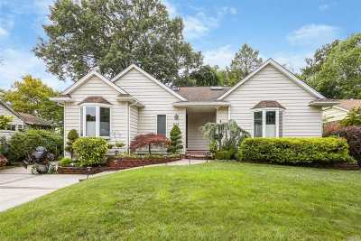 East Meadow Single Family Home For Sale: 614 Garden Ln