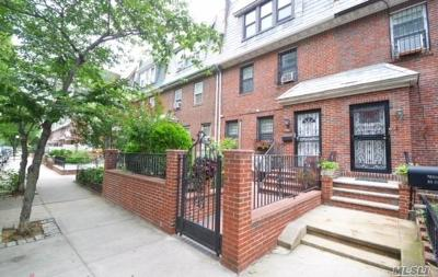 Jackson Heights Multi Family Home For Sale: 33-37 71 Street