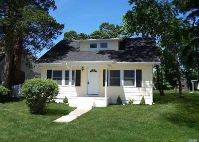 Bayport Single Family Home For Sale: 124 Kensington Ave