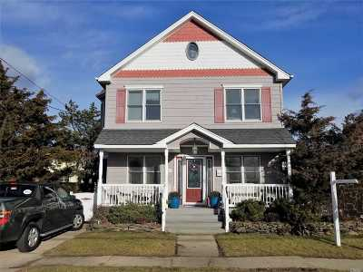 Lindenhurst Single Family Home For Sale: 714 S 8th St