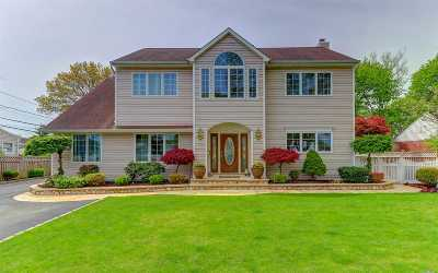 Commack Single Family Home For Sale: 10 Ashlon Ln