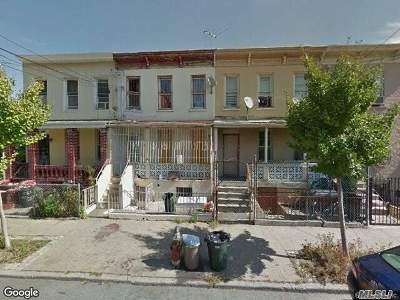 Brooklyn Single Family Home For Sale: 257 Miller Ave