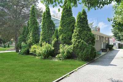 Hampton Bays Single Family Home For Sale: 6 Penny Ln