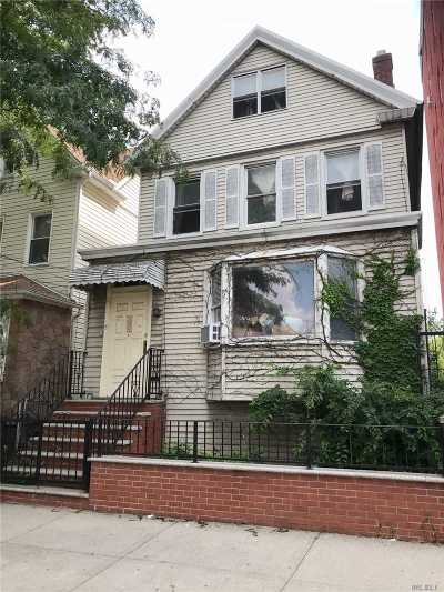 Elmhurst Single Family Home For Sale: 74-20 43rd Ave