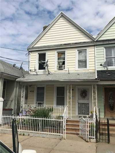 Corona Multi Family Home For Sale: 104-41 46th Ave