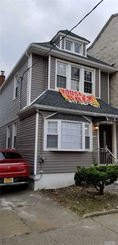Jamaica Single Family Home For Sale: 172-14 93rd Ave