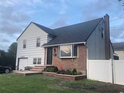 Levittown Single Family Home For Sale: 189 Elm Pl