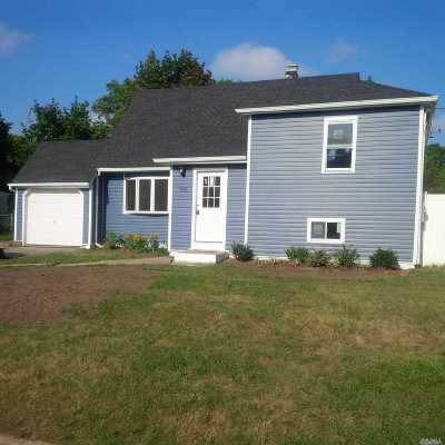 Bay Shore Single Family Home For Sale: 1451 Ackerson Blvd