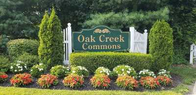 Oakdale Condo/Townhouse For Sale: 102 Okeefe Ct